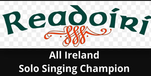 Readoiri All Ireland Solo Singing Champion 2016